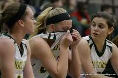 CIAC Girls Basketball; Holy Cross 72 vs. Waterbury Career 31 - Photo # (115)