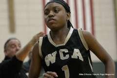 CIAC Girls Basketball; Holy Cross 72 vs. Waterbury Career 31 - Photo # (130)
