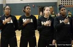 CIAC Girls Basketball; Holy Cross 72 vs. Waterbury Career 31 - Photo # (20)