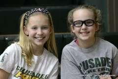CIAC Girls Basketball; Holy Cross 72 vs. Waterbury Career 31 - Photo # (3)