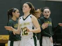 CIAC Girls Basketball; Holy Cross 72 vs. Waterbury Career 31 - Photo # (34)