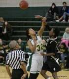 CIAC Girls Basketball; Holy Cross 72 vs. Waterbury Career 31 - Photo # (37)