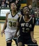 CIAC Girls Basketball; Holy Cross 72 vs. Waterbury Career 31 - Photo # (44)