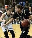 CIAC Girls Basketball; Holy Cross 72 vs. Waterbury Career 31 - Photo # (45)