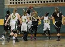 CIAC Girls Basketball; Holy Cross 72 vs. Waterbury Career 31 - Photo # (63)