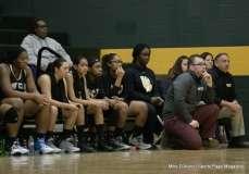 CIAC Girls Basketball; Holy Cross 72 vs. Waterbury Career 31 - Photo # (64)