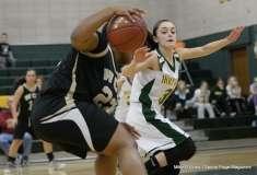 CIAC Girls Basketball; Holy Cross 72 vs. Waterbury Career 31 - Photo # (82)