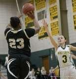 CIAC Girls Basketball; Holy Cross 72 vs. Waterbury Career 31 - Photo # (83)