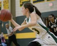CIAC Girls Basketball; Holy Cross 72 vs. Waterbury Career 31 - Photo # (84)