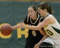 CIAC Girls Basketball; Holy Cross 72 vs. Waterbury Career 31 - Photo # (91)