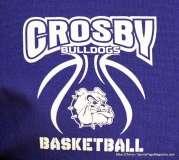 CIAC Girls Basketball Holy Cross JV 43 vs. Crosby JV 29 (2)