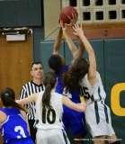 CIAC Girls Basketball Holy Cross JV 43 vs. Crosby JV 29 (20)