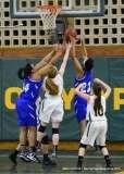 CIAC Girls Basketball Holy Cross JV 43 vs. Crosby JV 29 (21)