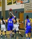 CIAC Girls Basketball Holy Cross JV 43 vs. Crosby JV 29 (28)