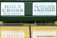 CIAC Girls Basketball Holy Cross JV 43 vs. Crosby JV 29 (3)