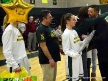 CIAC Girls Basketball Holy Cross Senior Night Festivities (22)