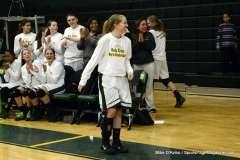 CIAC Girls Basketball Holy Cross Senior Night Festivities (24)