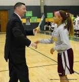 CIAC Girls Basketball Holy Cross Senior Night Festivities (4)