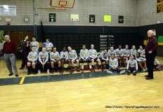 CIAC Girls Basketball Holy Cross Senior Night Festivities (8)