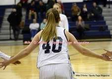 CIAC Girls Basketball; Lauralton Hall 14 vs. Holy Cross 45 - Photo # (34) (1600x1126)