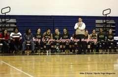 CIAC Girls Basketball; Lauralton Hall 14 vs. Holy Cross 45 - Photo # (92) (1600x1052)
