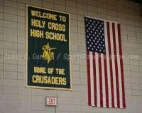 CIAC Girls Basketball NVL QF's: #1 Holy Cross 62 vs.#8 Wolcott 43 - Photo 1