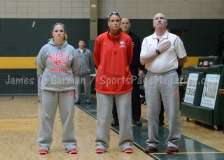 CIAC Girls Basketball NVL QF's: #1 Holy Cross 62 vs.#8 Wolcott 43 - Photo 11