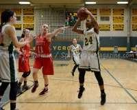 CIAC Girls Basketball NVL QF's: #1 Holy Cross 62 vs.#8 Wolcott 43 - Photo 26