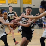CIAC Girls Basketball NVL QF's: #3 Kennedy 58 vs. #6 Woodland 38 - Photo 14