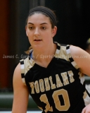 CIAC Girls Basketball NVL QF's: #3 Kennedy 58 vs. #6 Woodland 38 - Photo 16