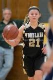 CIAC Girls Basketball NVL QF's: #3 Kennedy 58 vs. #6 Woodland 38 - Photo 21