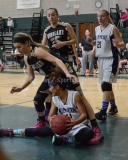 CIAC Girls Basketball NVL QF's: #3 Kennedy 58 vs. #6 Woodland 38 - Photo 26