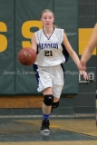 CIAC Girls Basketball NVL QF's: #3 Kennedy 58 vs. #6 Woodland 38 - Photo 29