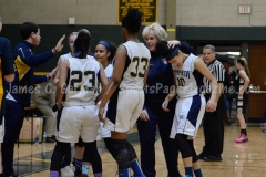 CIAC Girls Basketball NVL QF's: #3 Kennedy 58 vs. #6 Woodland 38 - Photo 5