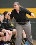 CIAC Girls Basketball NVL QF's: #3 Kennedy 58 vs. #6 Woodland 38 - Photo 7