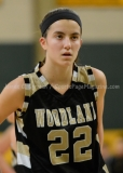 CIAC Girls Basketball NVL QF's: #3 Kennedy 58 vs. #6 Woodland 38 - Photo 8