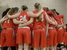 Gallery CIAC Girls Basketball; NVL Tournament QF's - #1 Holy Cross 67 vs. #8 Wolcott 48 - Photo # (22)