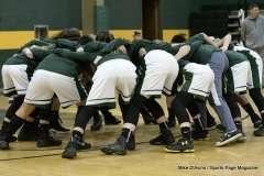 Gallery CIAC Girls Basketball; NVL Tournament QF's - #1 Holy Cross 67 vs. #8 Wolcott 48 - Photo # (23)