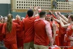 Gallery CIAC Girls Basketball; NVL Tournament QF's - #1 Holy Cross 67 vs. #8 Wolcott 48 - Photo # (25)