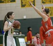 Gallery CIAC Girls Basketball; NVL Tournament QF's - #1 Holy Cross 67 vs. #8 Wolcott 48 - Photo # (31)