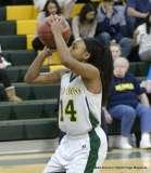 Gallery CIAC Girls Basketball; NVL Tournament QF's - #1 Holy Cross 67 vs. #8 Wolcott 48 - Photo # (34)