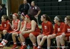 Gallery CIAC Girls Basketball; NVL Tournament QF's - #1 Holy Cross 67 vs. #8 Wolcott 48 - Photo # (38)