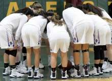 Gallery CIAC Girls Basketball; NVL Tournament - #2 St. Paul 45 vs. #7 Sacred Heart 32 - Photo # (10)