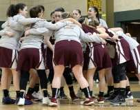 Gallery CIAC Girls Basketball; NVL Tournament - #2 St. Paul 45 vs. #7 Sacred Heart 32 - Photo # (12)