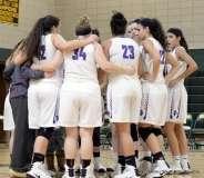 Gallery CIAC Girls Basketball; NVL Tournament - #2 St. Paul 45 vs. #7 Sacred Heart 32 - Photo # (14)