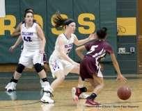 Gallery CIAC Girls Basketball; NVL Tournament - #2 St. Paul 45 vs. #7 Sacred Heart 32 - Photo # (23)
