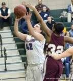 Gallery CIAC Girls Basketball; NVL Tournament - #2 St. Paul 45 vs. #7 Sacred Heart 32 - Photo # (27)