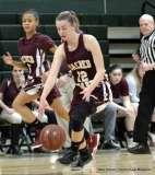 Gallery CIAC Girls Basketball; NVL Tournament - #2 St. Paul 45 vs. #7 Sacred Heart 32 - Photo # (42)