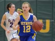 CIAC Girls Basketball NVL QF St Paul 52 vs Seymour 19 - Photo (51)