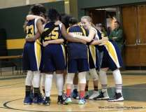 Gallery CIAC Girls Basketball; NVL Tournament #3 38 vs. Watertown #6 44 - Photo # (11)